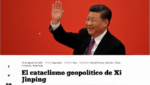 Geoestrategia con China